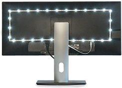 Amazon Luminoodle Podświetlenie Led Tv Usb Tv Podświetlania Led Hdtv Bias Lighting Do Tv Ambient Oświetlenie Ceneopl