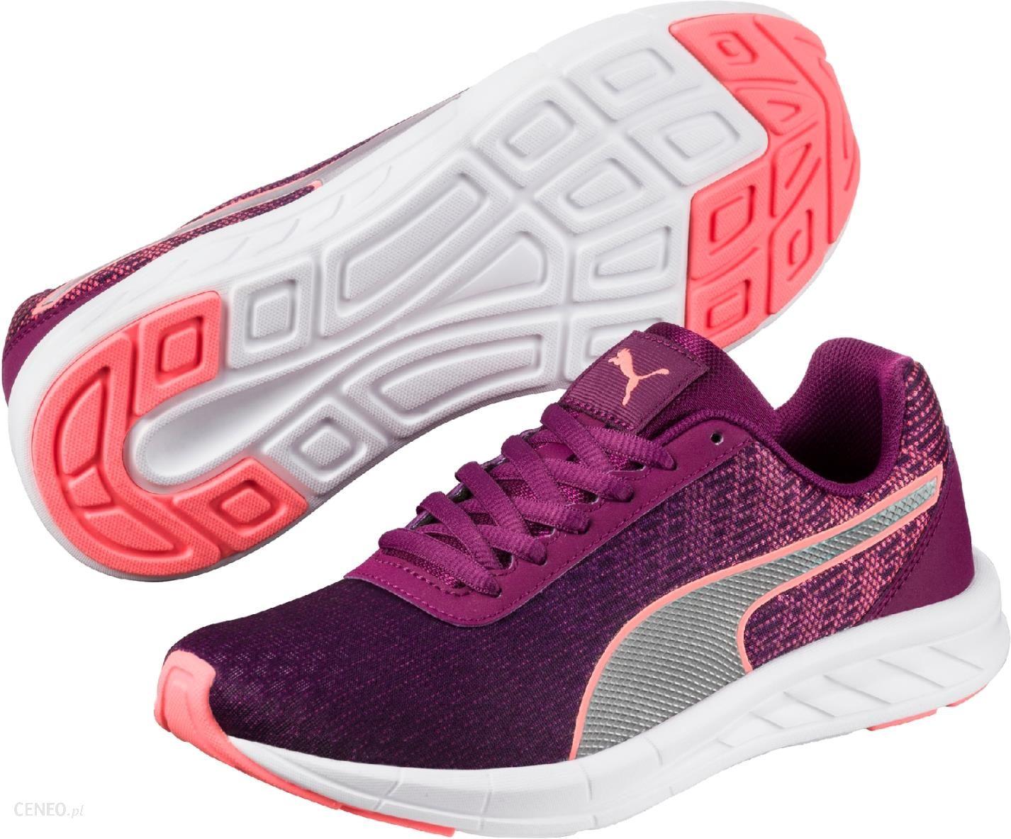 Puma buty dziecięce Comet Jr Nrgy Peach Dark Purple 35,5 Ceny i opinie Ceneo.pl