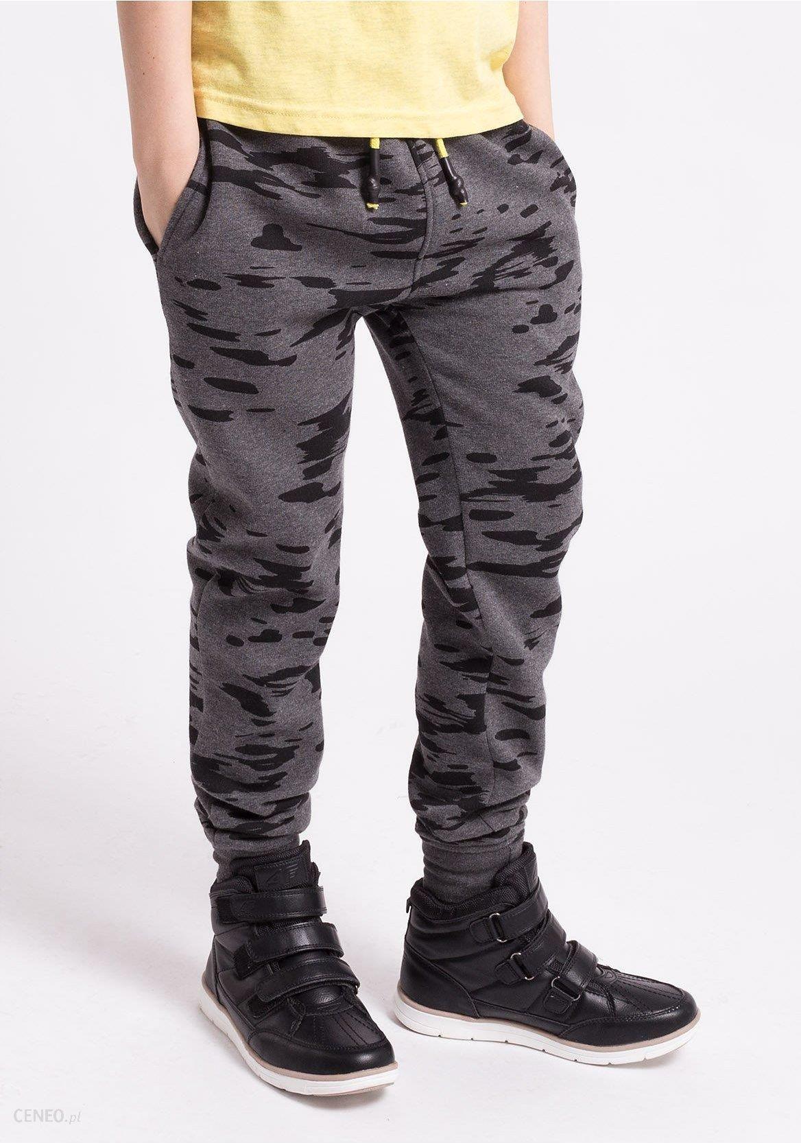 db00257c1 Spodnie chłopięce 4F dresowe JSPMD210 - 152 - Ceny i opinie - Ceneo.pl