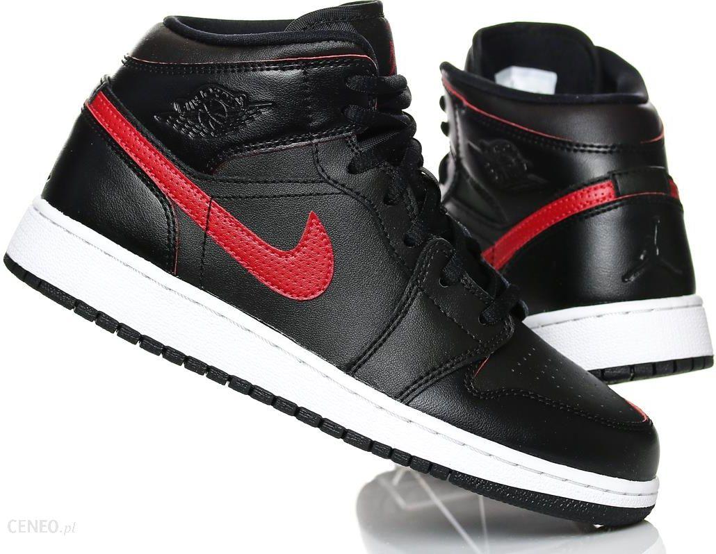 22142582e0930 Buty Nike Air Jordan 1 Mid 554725-009 r.36,5 / 24h - Ceny i opinie ...