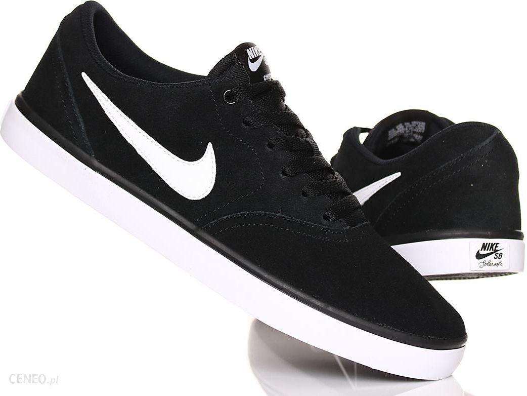 Buty męskie Nike Sb Check Solar 843895 001 r.46 Ceny i opinie Ceneo.pl
