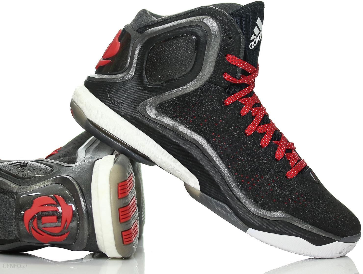 free shipping acf85 52d90 Buty męskie Adidas D Rose 5 Boost G98704 R.40 23 - zdjęcie