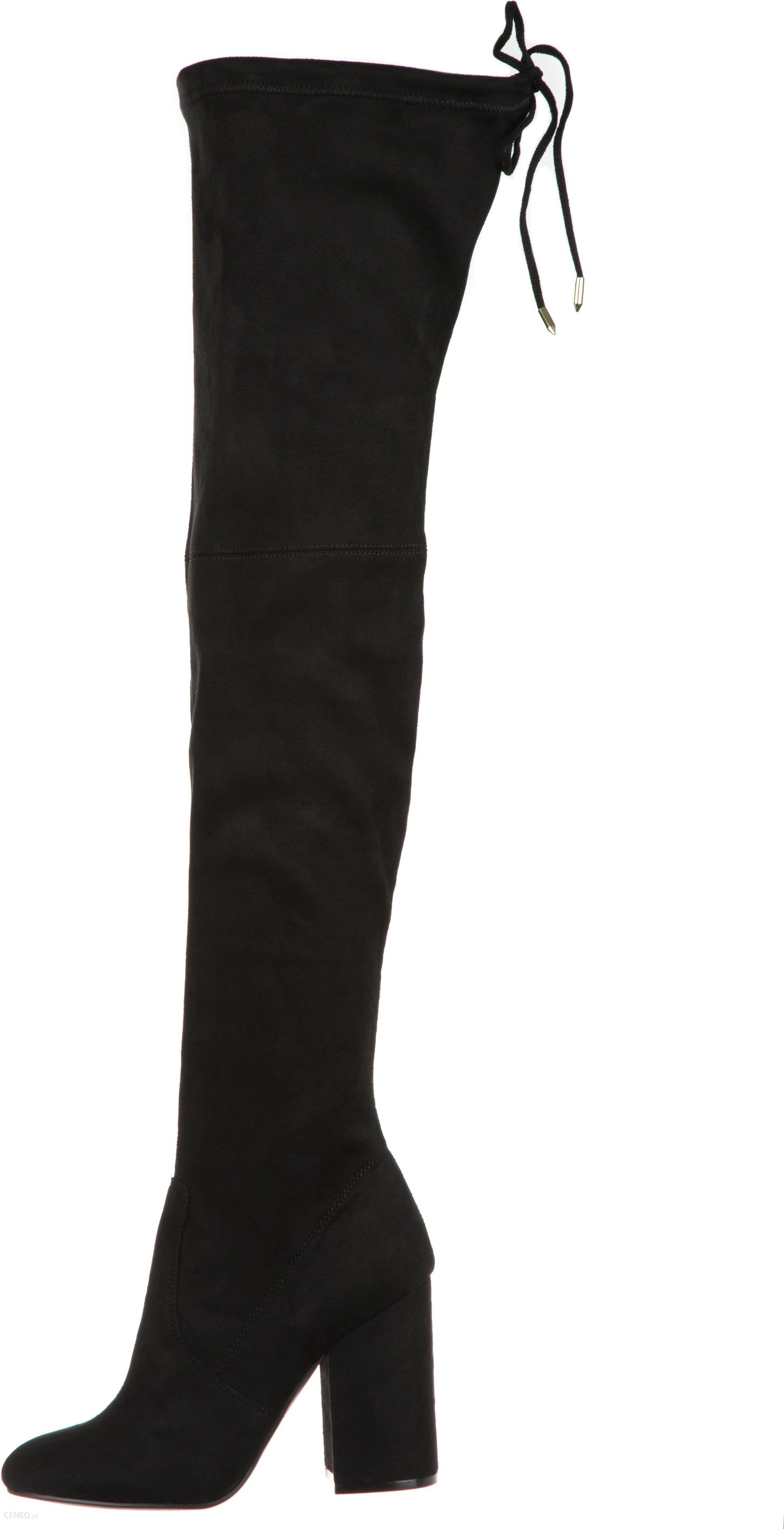 07deadd604c Steve Madden Norri Tall boots Czarny 41 - Ceny i opinie - Ceneo.pl