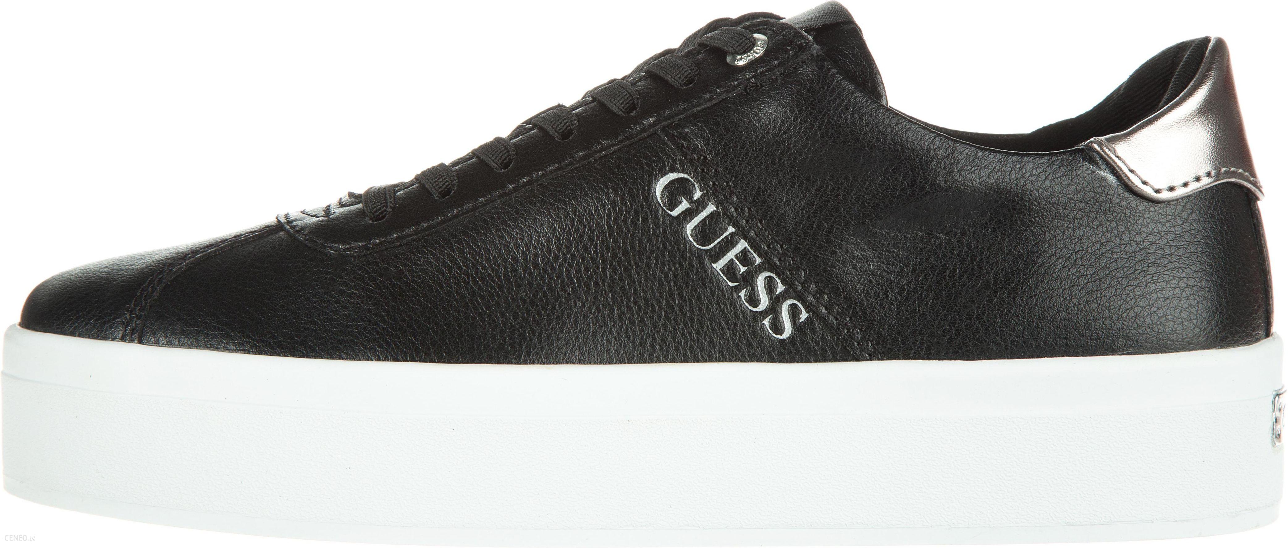 3939dd4efe6c8 Guess Fhala Sneakers Czarny 39 - Ceny i opinie - Ceneo.pl