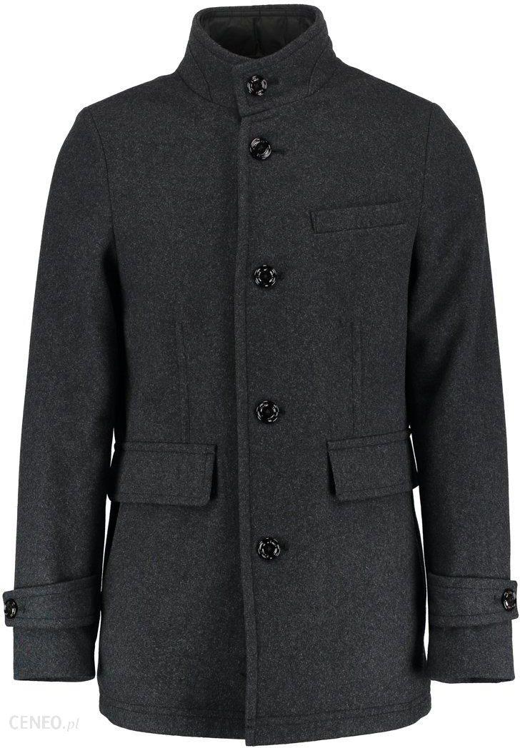 9179dd5aa772 Oliver BLACK LABEL OUTDOOR Płaszcz wełniany  Płaszcz klasyczny dark grey  melange - zdjęcie
