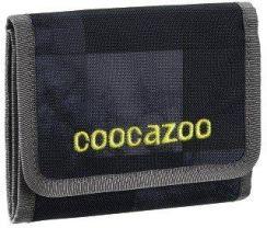 6cb903b76c5e6 Coocazoo, Portfel Cashdash II, Mamor Check, szary