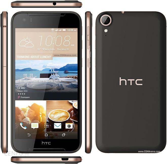 Htc Desire 830 Dual Sim Czarny Cena Opinie Na Ceneo Pl