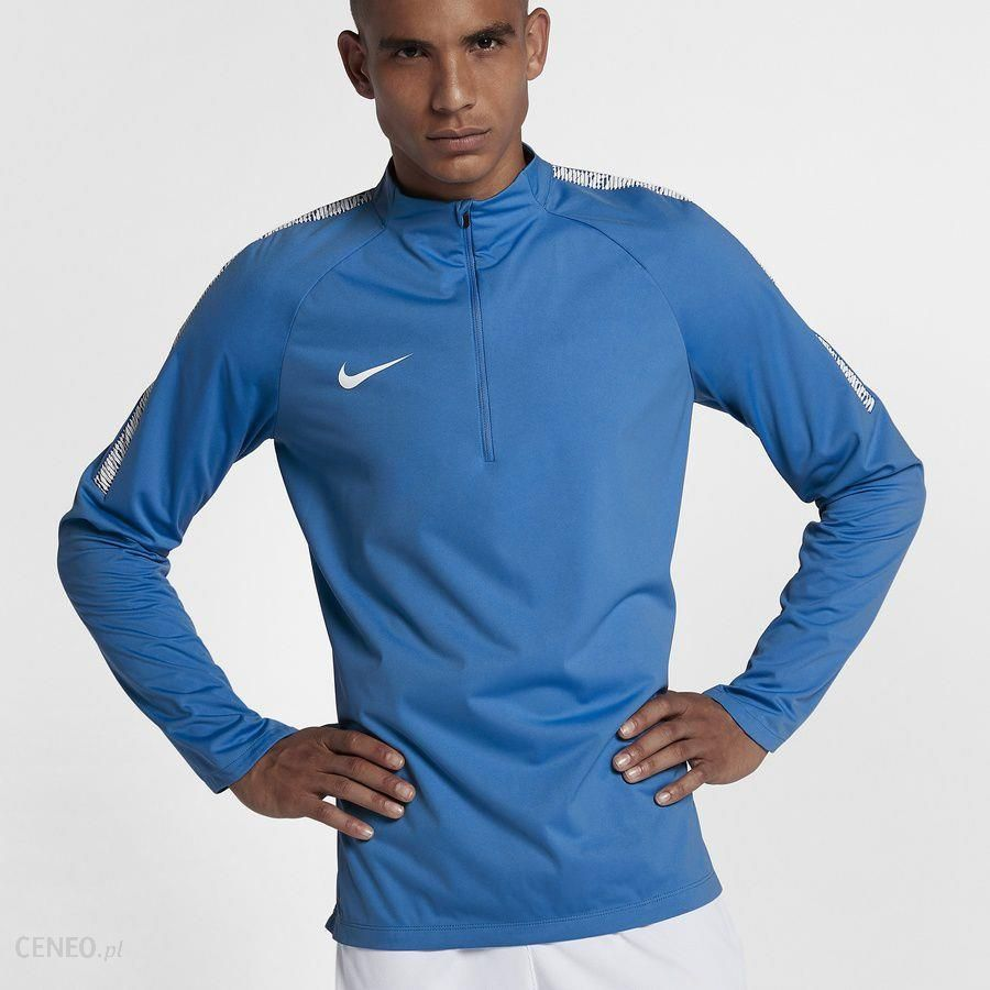 Bluza Nike M Dry Academy18 Hoodie PO niebieska AH9608 463