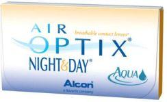 110bb22e7ef747 Soczewki miesięczne AIR OPTIX Night&Day Aqua 3szt