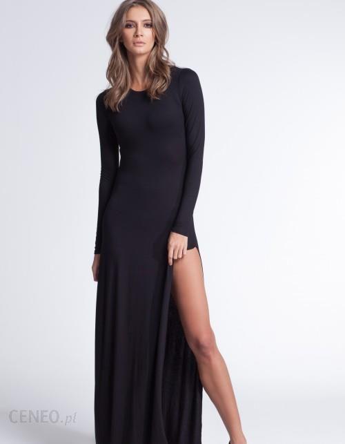 1f386caf39 Wieczorowa długa suknia z wycięciem na plecach - Ceny i opinie ...