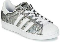 buty adidas superstar damskie szare