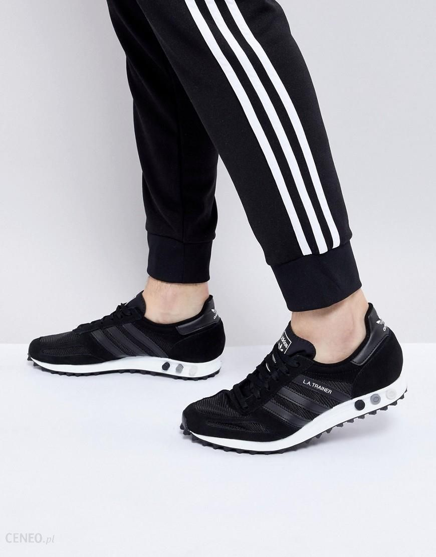 Adidas Originals LA Trainer OG Trainers In Black BY9326 Black Ceneo.pl