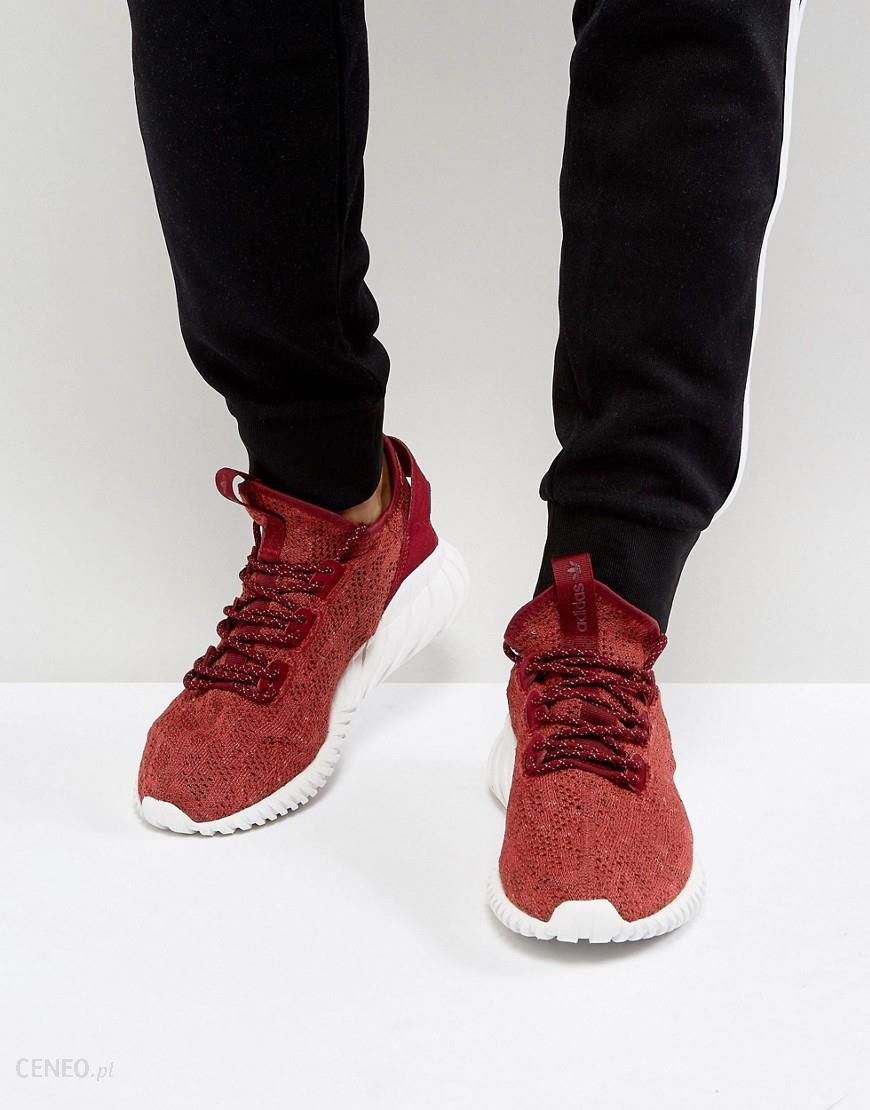 Adidas Originals Tubular Doom Sock Primeknit Trainers In Red BY3560 Red Ceneo.pl