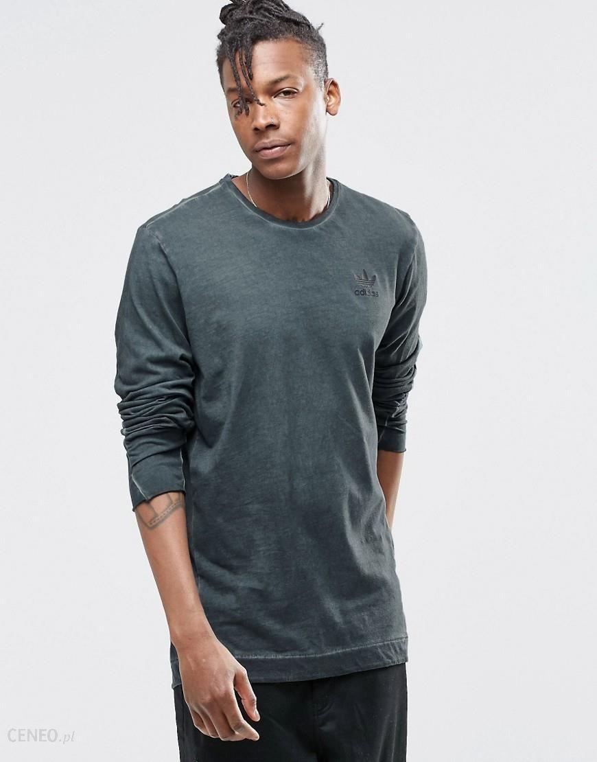 Adidas Originals Street Modern Long Sleeve T Shirt AY9193 Grey Ceneo.pl
