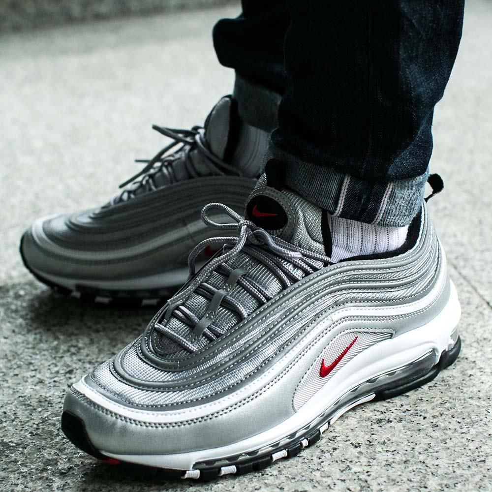 Buty Nike Air Max 97 OG QS Silver Bullet (884421 001) Ceny i opinie Ceneo.pl