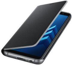 2aed9493eb Samsung Neon Flip Cover do Galaxy A8 2018 czarny (EF-FA530PBEGWW ...
