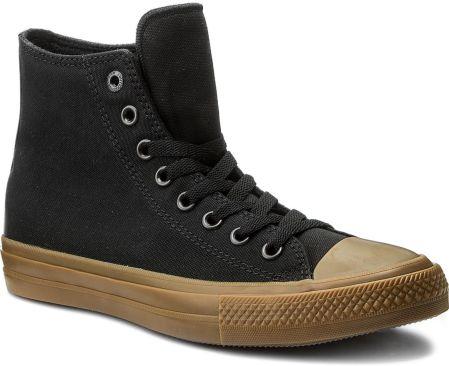 Buty męskie trampki wysokie wiązane T304 czarne 42 Ceny i