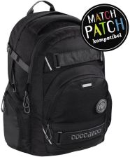 COOCAZOO plecak CarryLarry II SOLID Watchman system MatchPatch (138728)