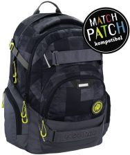 COOCAZOO plecak CarryLarry II Mamor Check system MatchPatch (138738)