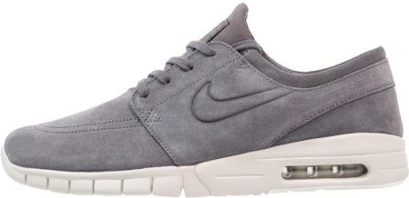 Nike SB STEFAN JANOSKI MAX Tenisówki i Trampki dark grey/light bone/summit white/anthracite