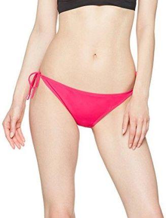 d870bffac682e0 Amazon Iris & Lilly Damen Bikinihose Tie-Side Triangle Rosa Small