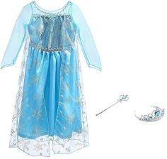 1bc2bcf9a2 Amazon vicloon księżniczka kostium karnawał dla dziewcząt