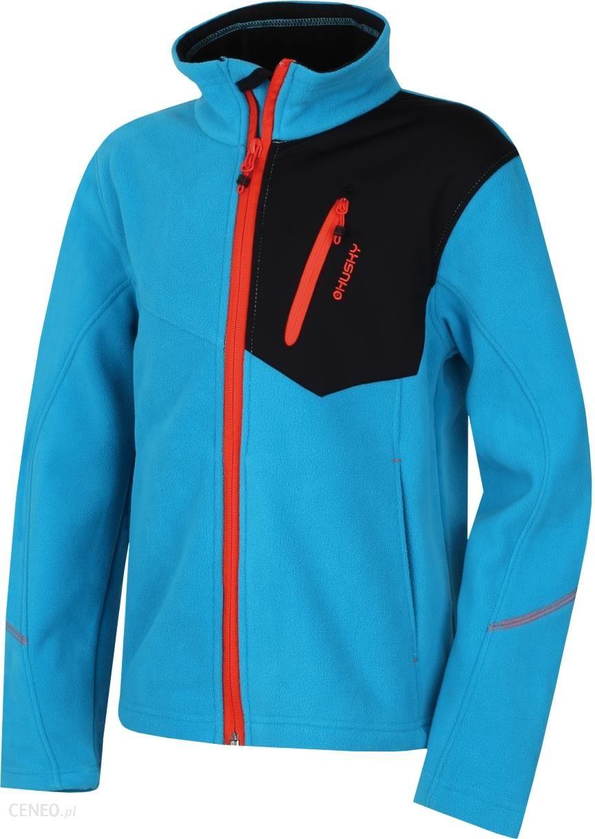 Husky bluza młodzieżowa Zinep Kids, niebieska 134 140 Ceny