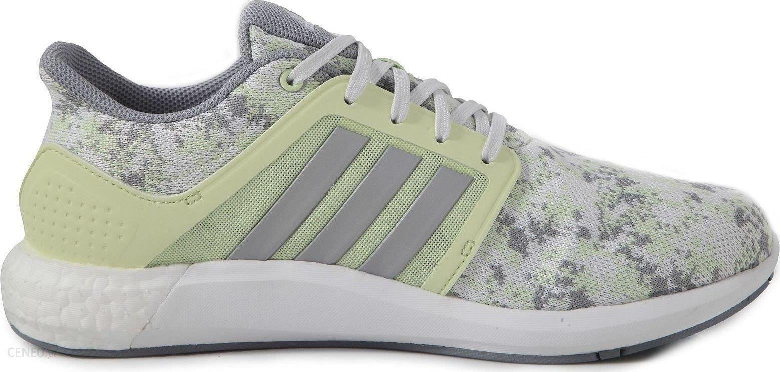 super popular e5d8f e166b Adidas Buty damskie Solar Boost biało-zielone r. 38 23 (AQ1921