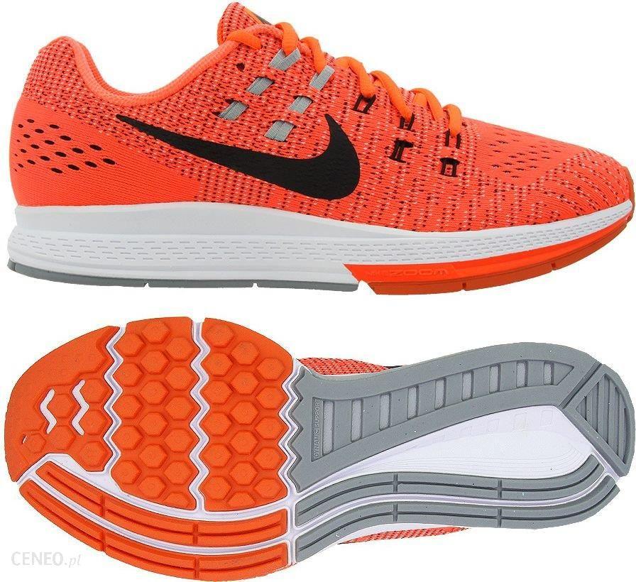 Nike Buty damskie Nike Air Zoom Structure 19 pomarańczowe r. 41 (806580 801) Ceny i opinie Ceneo.pl
