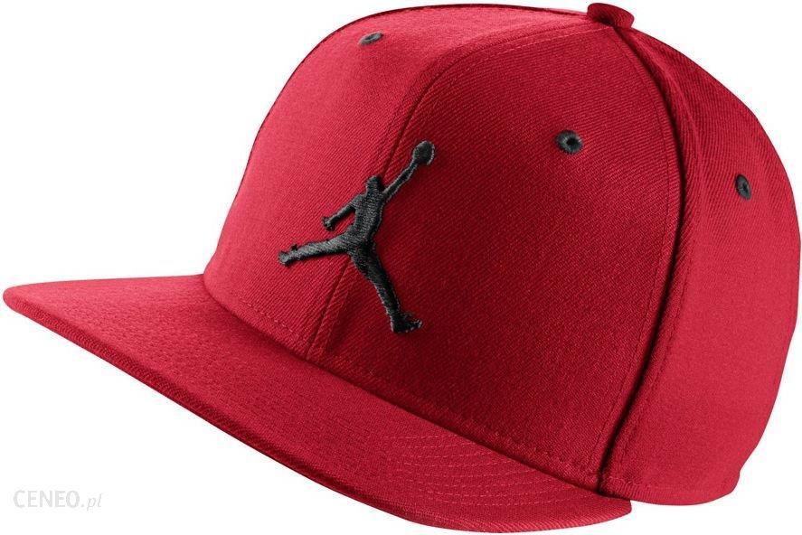 213072d0a66 czech nike czapka jordan jumpman snapback hat czerwona 619360 689 zdjcie 1  d4744 e246b