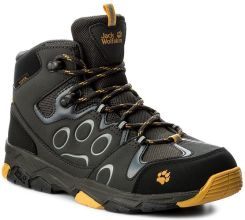 Jack Wolfskin Mtn Attack 2 Trexapore Mid K 4016732 3800350 Burly Yellow - zdjęcie 1