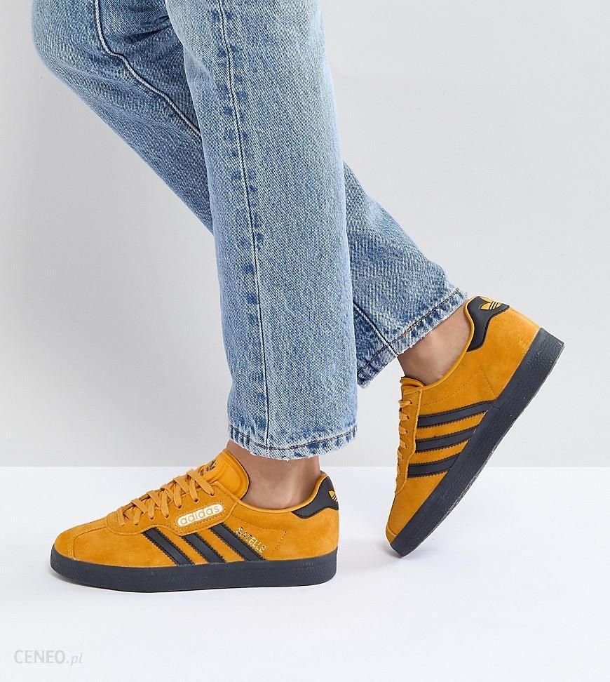 adidas gazelle super yellow