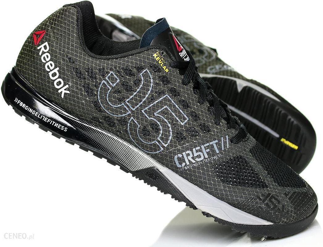 Reebok Męskie CrossFit Nano 5.0 Buty Sportowe Biały