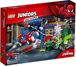 Lego Juniors Marvel Spider-Man Kontra Skorpion 10754