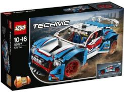 Klocki Lego Technic Niebieska Wyścigówka 42077 Ceny I Opinie