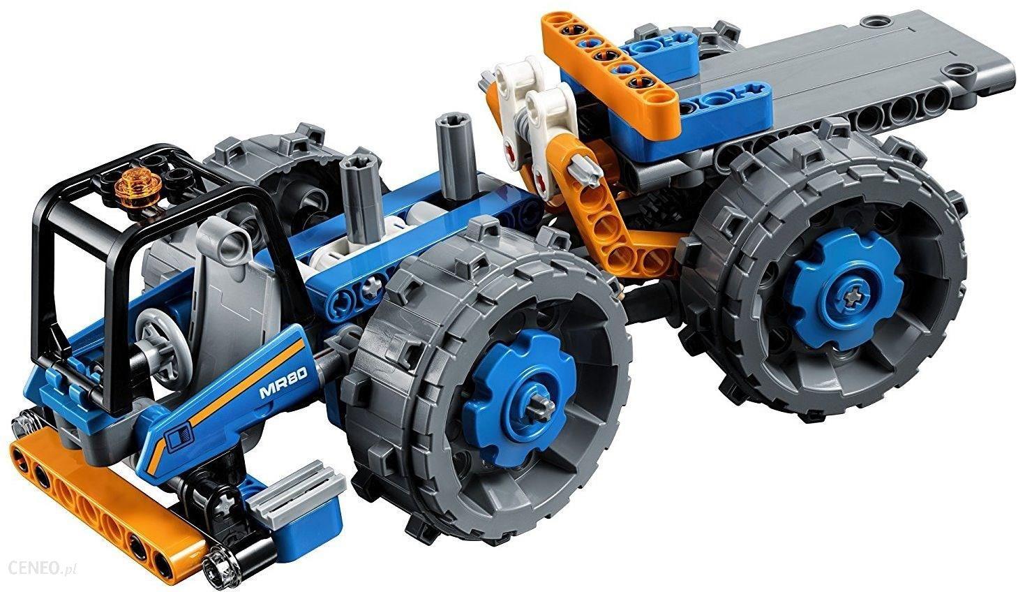 Klocki Lego Technic Spycharka 42071 Ceny I Opinie Ceneopl