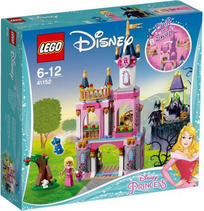Lego 41152 Disney Princess Bajkowy Zamek Śpiącej Królewny