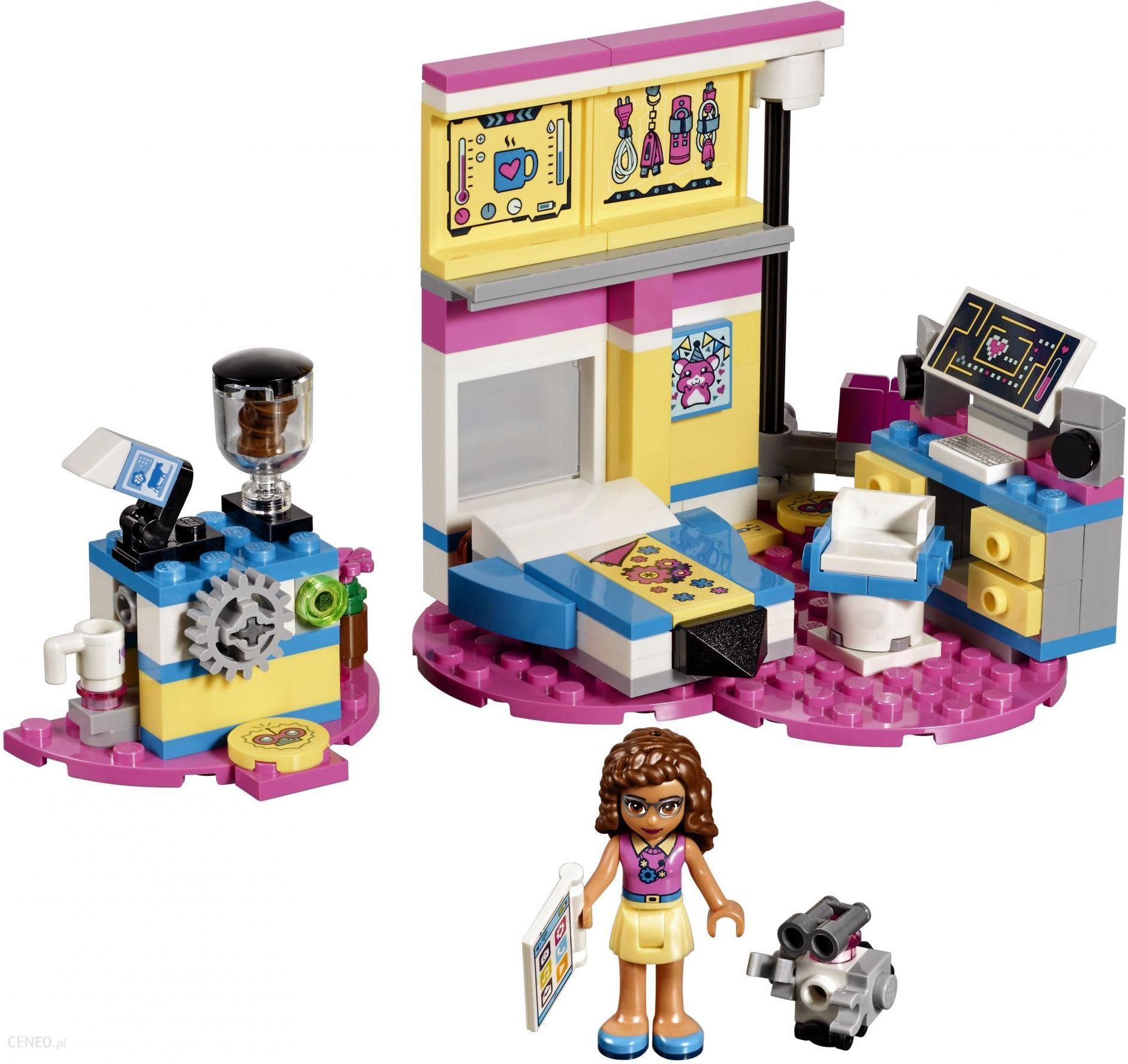 Klocki Lego Friends Sypialnia Olivii 41329 Ceny I Opinie Ceneopl