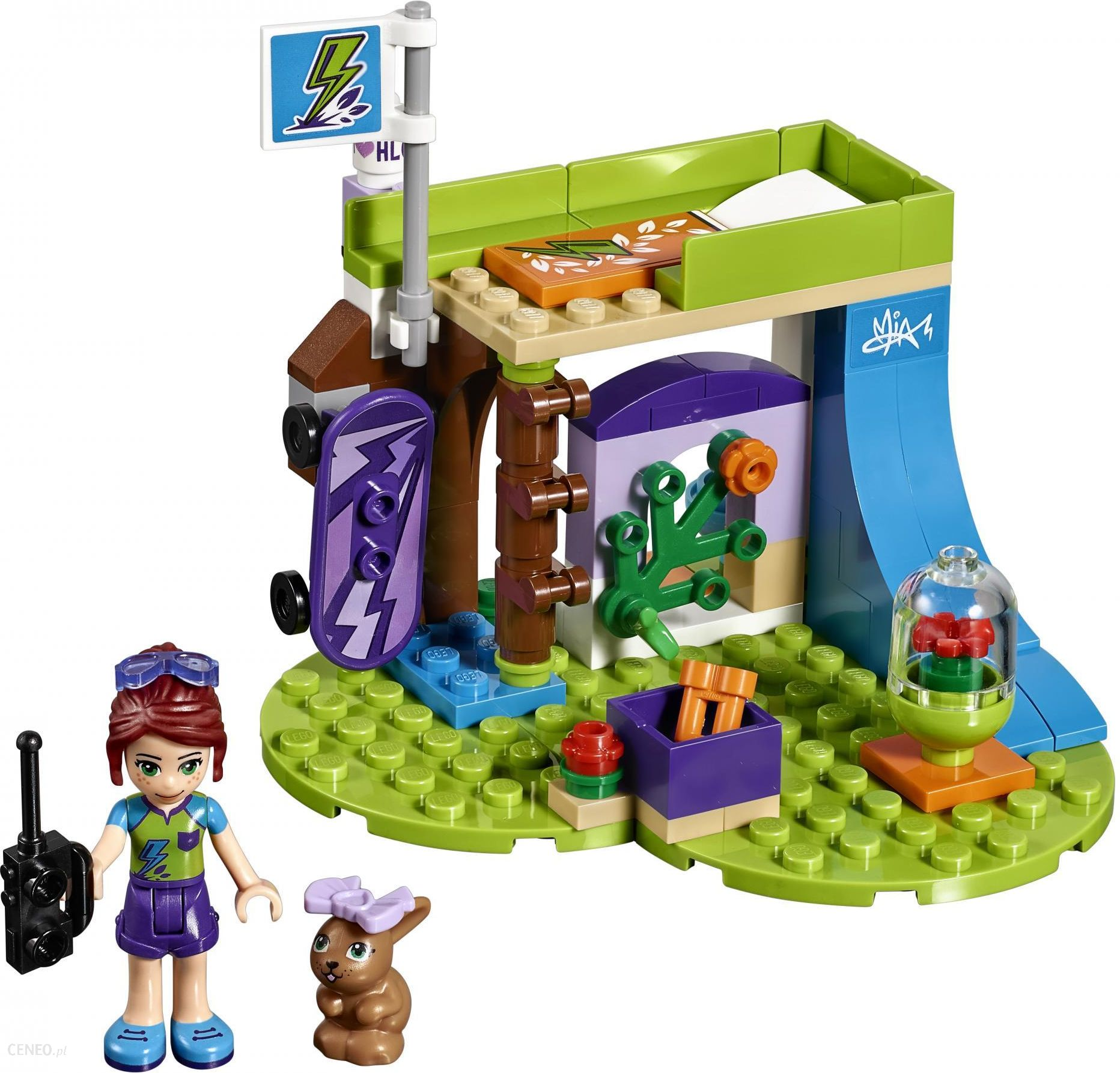 Klocki Lego Friends Sypialnia Mii 41327 Ceny I Opinie Ceneopl