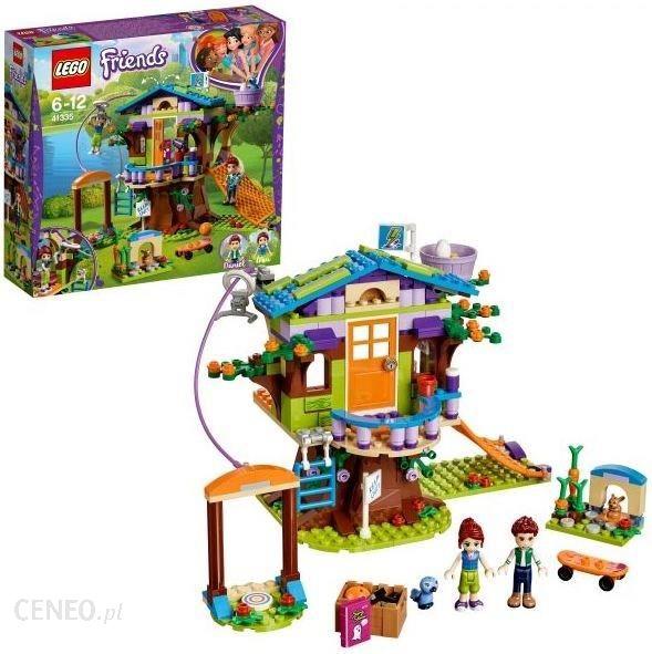 Klocki Lego Friends Domek Na Drzewie Mii 41335 Ceny I Opinie