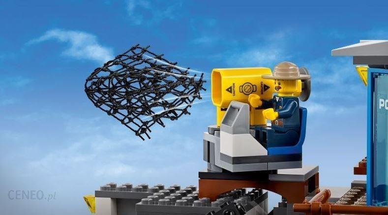 Klocki Lego City Górski Posterunek Policji 60174 Ceny I Opinie