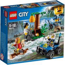 Klocki Lego City Uciekinierzy W Górach 60171 Ceny I Opinie Ceneopl