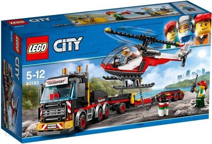 Klocki Lego City Transporter Ciężkich ładunków 60183 Wrocław