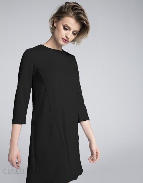 68648cb7b3 Sukienka Simpli Black - Ceny i opinie - Ceneo.pl