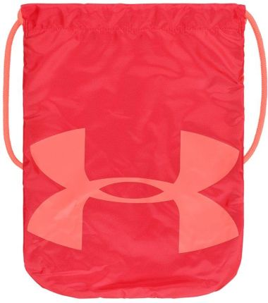 Under Armour OZSEE SACKPACK Torba sportowa red