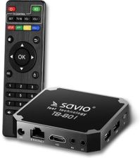 Savio Smart TV Box Basic One (TBB01)