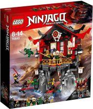 Klocki Lego Ninjago Akcja W Jaskini Samuraja X 70596 Ceny I Opinie