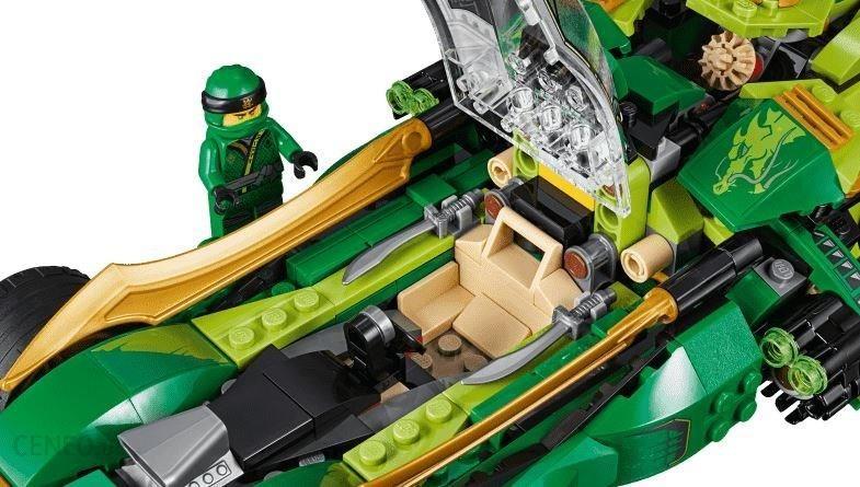 Klocki Lego Ninjago Nocna Zjawa Ninja 70641 Ceny I Opinie Ceneopl
