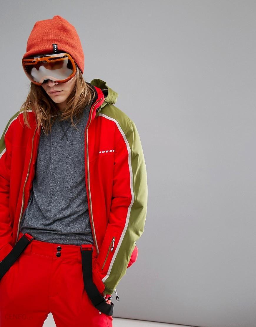 d73e1e8169 Dare2b Immensity II Ski Jacket - Red - zdjęcie 1