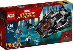Lego Marvel Super Heroes Atak Myśliwca Royal Talon 76100